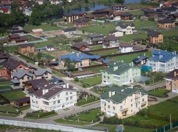 Коттеджный поселок Чистые пруды